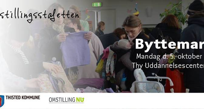 Thisted Byttemarked