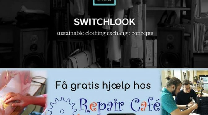 Tøjbytte + Repair Café Odense